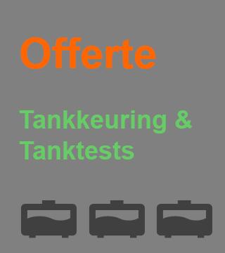 tankkeuring